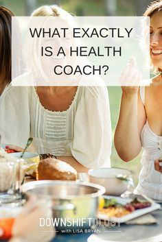 What exactly is a health coach? #wellness #health #healthcoach