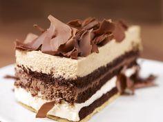 Čokoládová Extáza..Trošku zložitejší ale...oplatí sa..