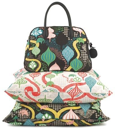 Day Bag Saga Forest - Black - Littlephant - Campadre.fi
