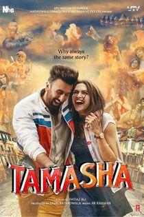 Tamasha (2015) Hindi Movie Online in Ultra HD - Einthusan  Deepika Padukone, Ranbir Kapoor, Piyush Mishra Directed by Imtiaz Ali Music by A. R. Rahman 2015 [UA] ENGLISH SUBTITLE