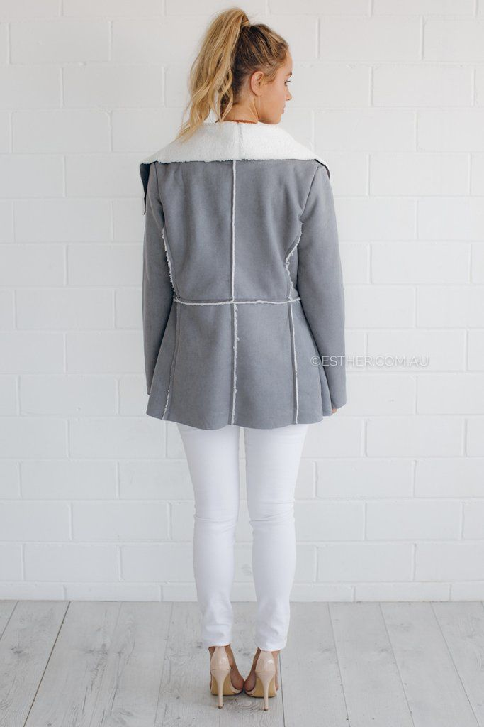 love this #jacket from https://www.esther.com.au