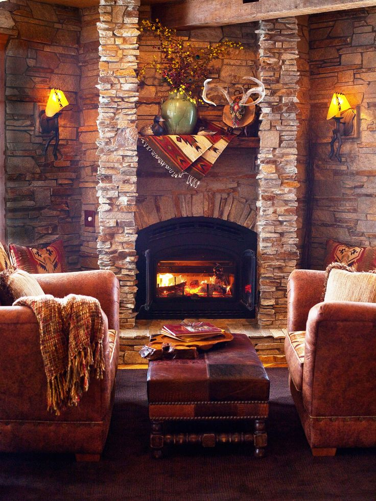 Decorated By Roughing It In Styles Madison WI Store Rusticliving Cozylivingroom