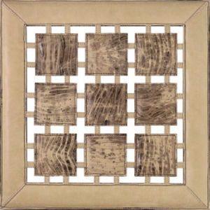 Cage 40x40 cm, do obejrzenia w In Situ Decoration