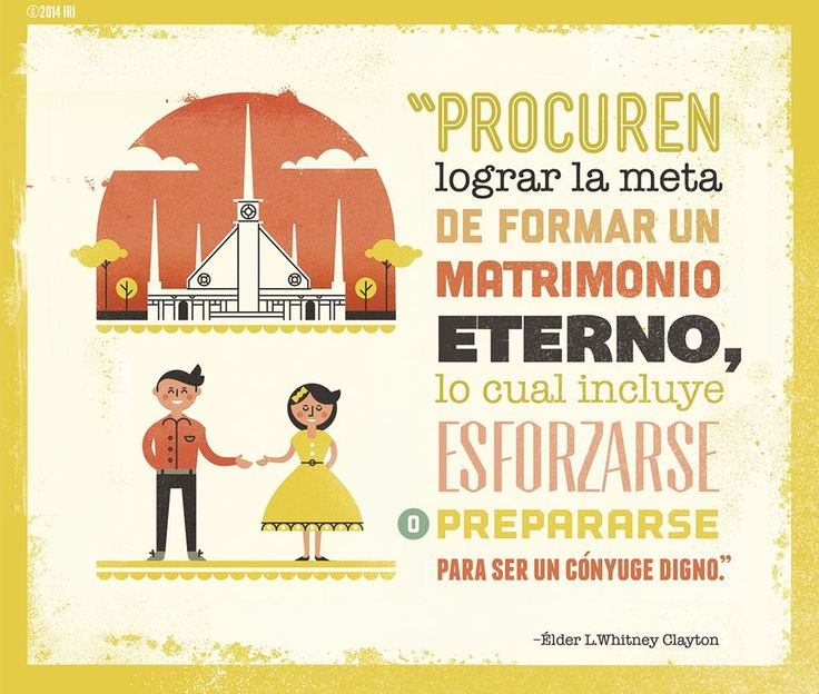 139 best LDS Quotes & Handouts in Spanish images on Pinterest ...