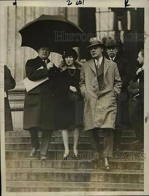 1927 Press Photo Mrs Doris M Kresge at Supreme Cout in NY for divorce of hubby |