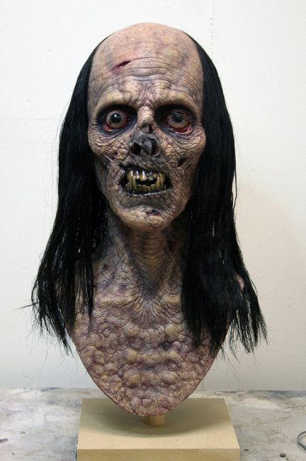 schell sculpture studio - ghoul | Zombies | Sculpture ...
