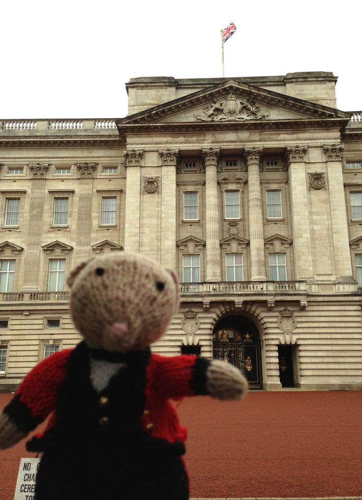 Guess where Lord Mouseton has been this weekend! #MousetonMonday #MousetonMania