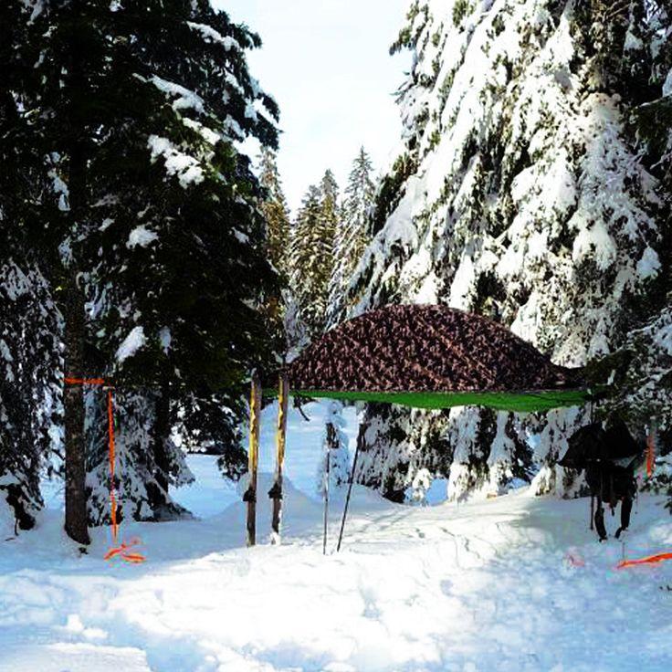 겨울 시즌이 오니 캠핑소식이 많이 줄어들고 있습니다. 하지만 외국에서는 오지와 캠핑장에서 겨울캠핑을 이미 많이들 즐기고 있습니다. '겨울캠핑' 이라는 문화가 한국에서도 하루빨리 정착했으면 하는 마음입니다.텐트사일이었습니다.  http://www.tentsile.co.kr  #tentsile #tent #camping #backpacking #outdoor #treetent #camp #magforcekorea  #텐트사일 #텐트 #캠핑 #백팩킹 #아웃도어 #트리텐트 #캠프 #맥포스코리아