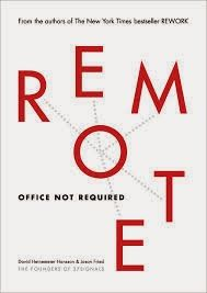 Information of the Remote: Office Not Required by Jason Fried and David Heinemeier Hansson FULL for You: Heinemei Hansson, Hansson Full, David Heinemei, Positive Impact, Jason Fries