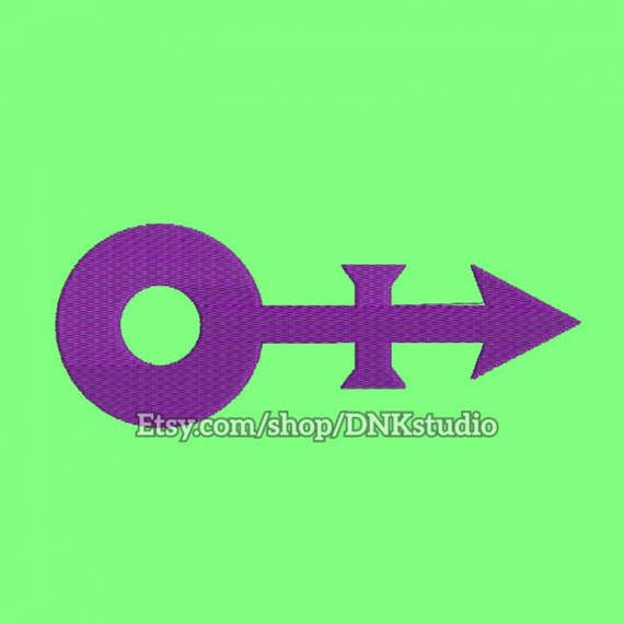Prince Musician Gender Symbol Embroidery Design - 5 Sizes - INSTANT DOWNLOAD  This design manually made by hand, from start to finish. It is a digitized embroidery design for a buyer who has an embroidery sewing machine.  https://www.etsy.com/listing/520645047/prince-musician-symbol-embroidery-design  #stitch #digitized #Sewing #Needlecraft #stitches #Embroidery #Applique #EmbroideryDesign #pattern #MachineEmbroidery #symbol #icon #Prince #Musician #Gender #Singer