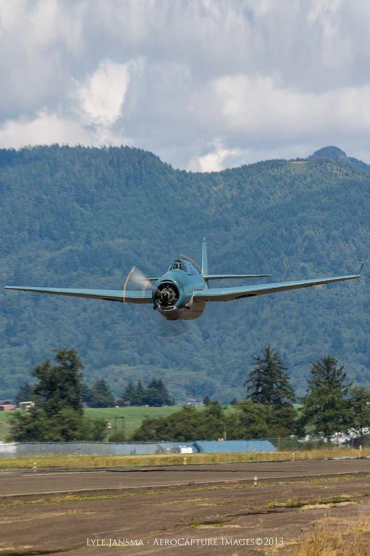 """1943 Grumman TBM-3E """"Avenger"""" N6447C For Sale"""