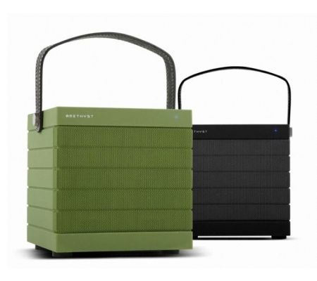 Take anywhere bluetooth speaker!