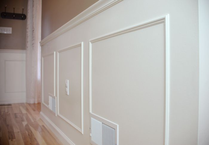 Image Result For Wainscoting Around Air Vent Wainscoting Baseboard Styles White Baseboards
