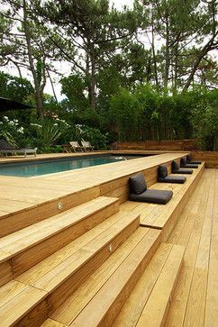 13+ Alluring Pool Deck Ideas for You and Your Family – Home Decorating Ideas
