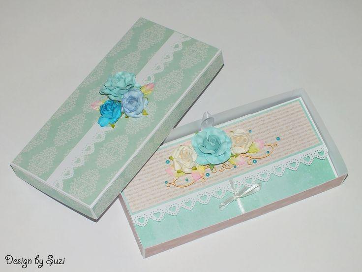 Wedding Greeting Card in Box