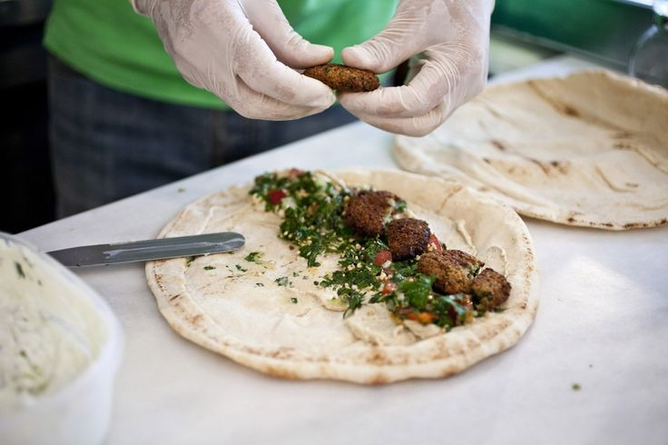 Zachari & Alati, Athens, Greece #vegetarian #veganfriendly #salads #bakedfalafel #snacks