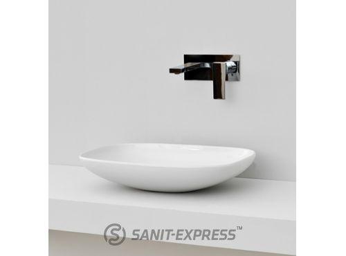 Artceram® La Fontana — Umywalka nablatowa o wymiarach: 55x40 cm LFL006 — Sanit-Express™