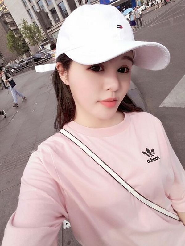 72dbfa1d829 2018 Cheap Womens adidas Originals Ornamental Block T-Shirt In Pink CF5321  XS--XL Pink