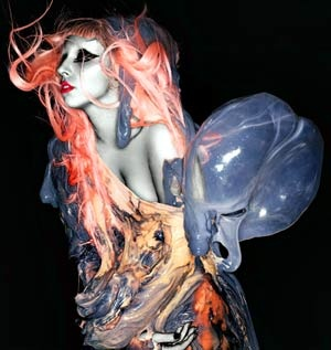 Lady gaga clothing and Fashion Sense