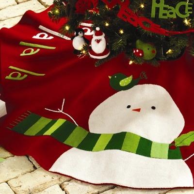 TAG Snowman Felt Tree Skirt - 631503