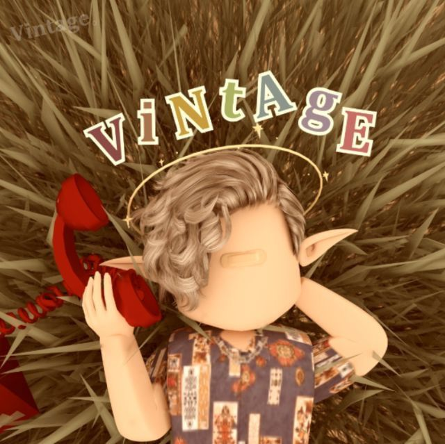 Created By Https Vintage Cute Tumblr Wallpaper Roblox Pictures Roblox Animation