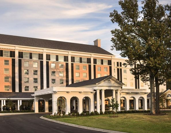 The Guest House Hotel at Graceland