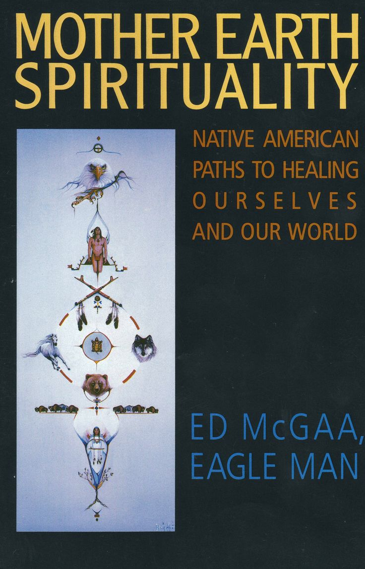 Native American spirituality by Eagle Man, one of my favourite books, love love love it!!