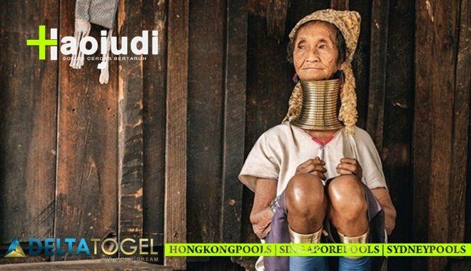 Rahasia Cantik Wanita Leher Panjang Suku Kayan Myanmar
