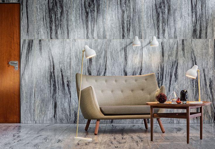 VL38 • Danish Design by: Vilhelm Lauritzen • Louis Poulsen.