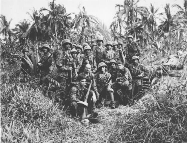 Marine Raiders during WWII | U.S.M.C. | Pinterest | Marine ...