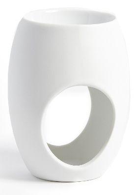 Elume Oval White Melt Warmer