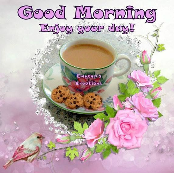 Good Morning Saturday Purple : Best images about goodmorning in pink purple on