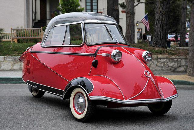 Messerschmitt KR200 de 1956