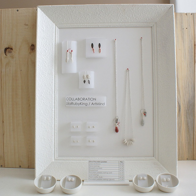 Jewellery Display Example By ArtMind etcetera