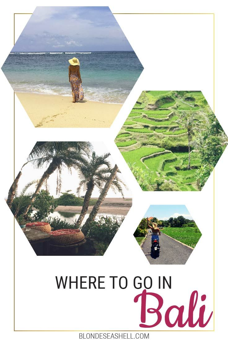 Where to go and what to see in Bali
