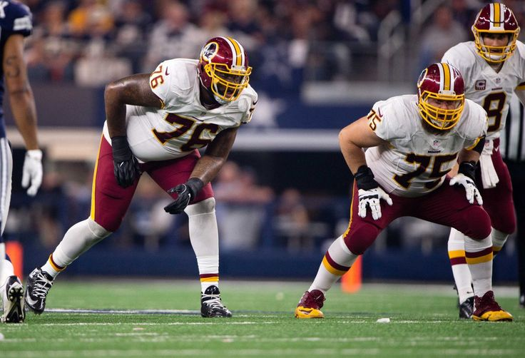 Redskins Morgan Moses: 'I got the first offer two weeks after the season'