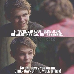 This really made me sad but I pinned it cuz Robbie Kay's face is on it!!