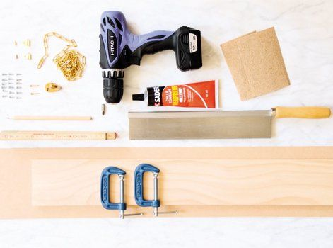 DIY : Fabriquer une étagère ronde à suspendre | Retrouvez toute l'actualité du magazine de la maison sur LeroyMerlin.fr