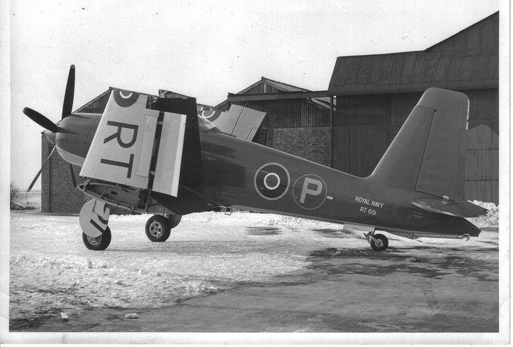 Blackburn B-48 Firecrest 1947