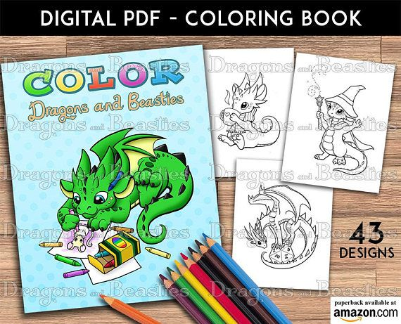 Download And Print My Coloring Book At