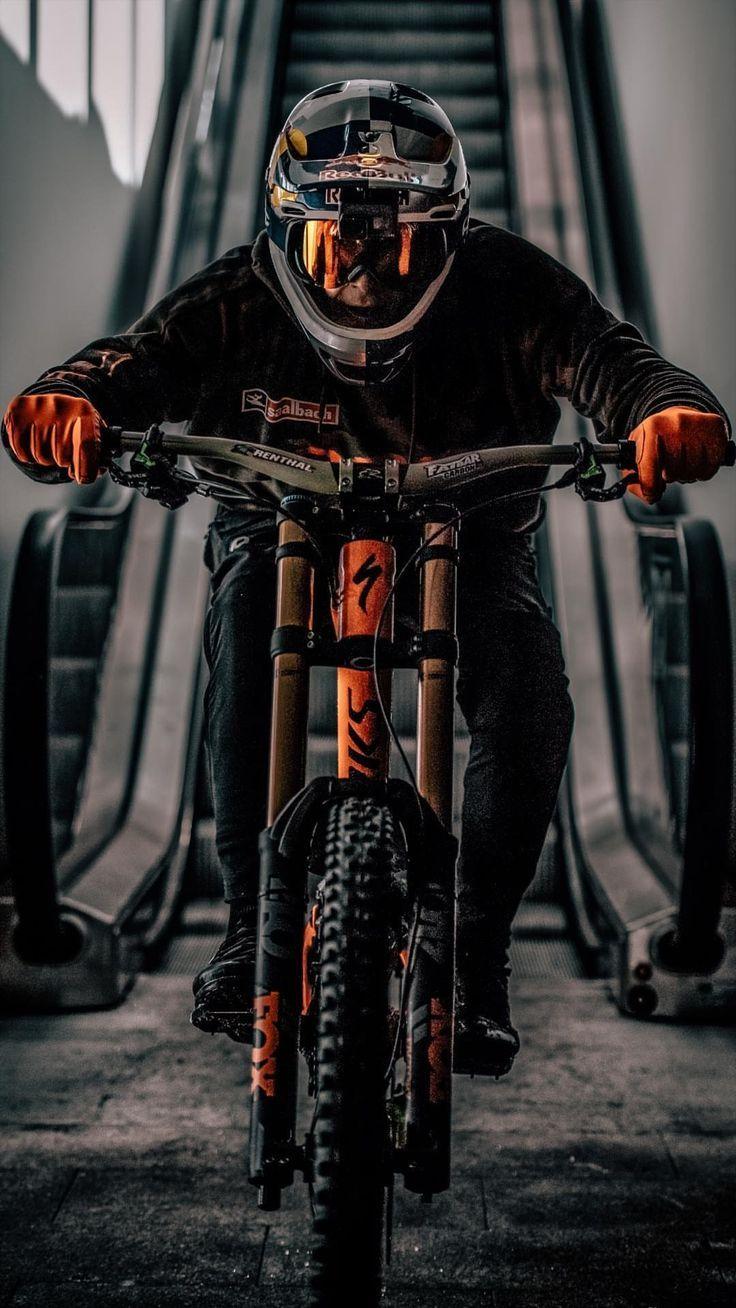 Fabio Wibmer Acessorios Para Bicicletas Grau De Bike Desportos Radicais