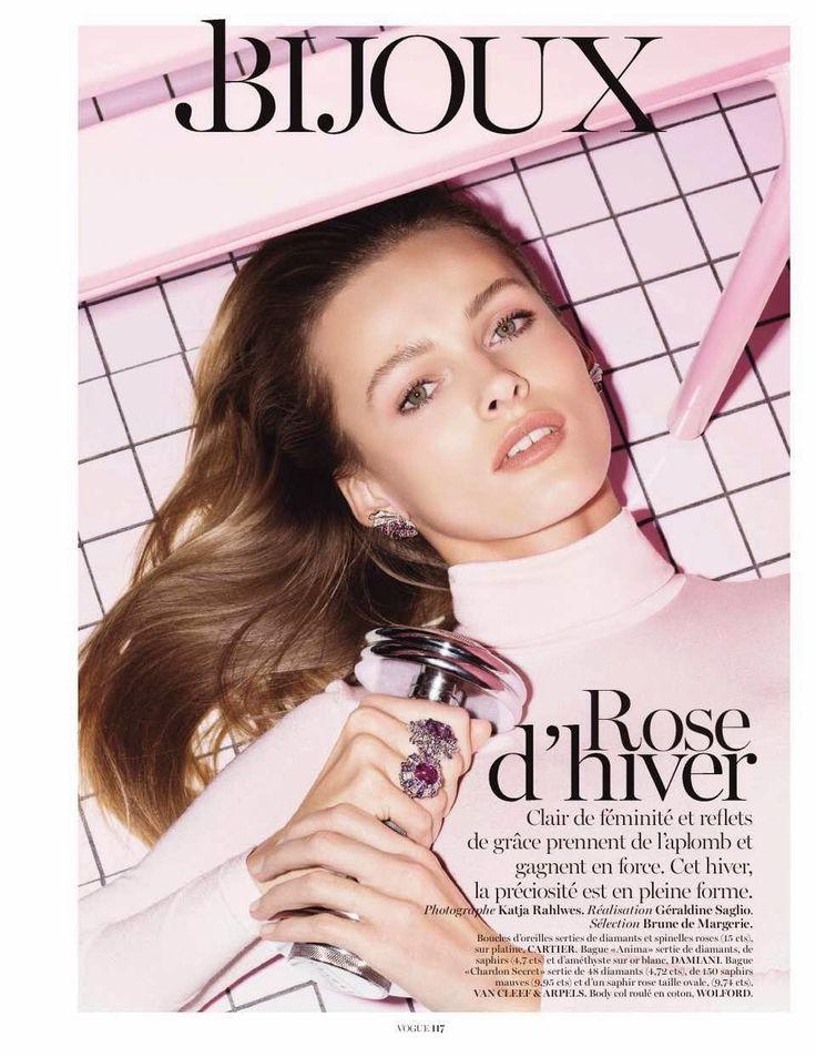 Inspirational Board: IB Editorial | Vogue Paris February 2014
