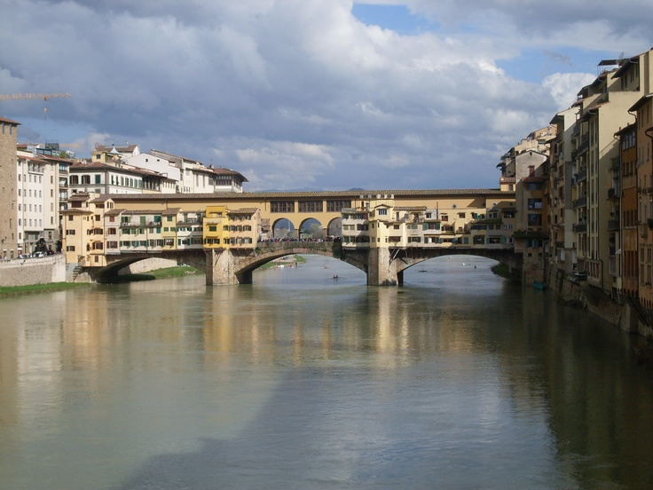 Ponte di Vecchio - Florence