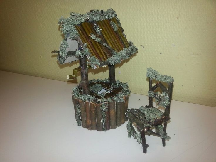 Vinssikaivo ja tuoli
