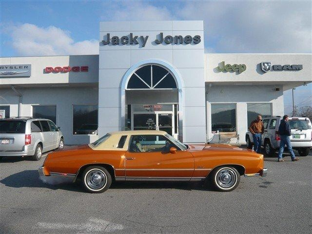 1977 Chevrolet Monte Carlo | Chevy | Pinterest | Chevrolet ...