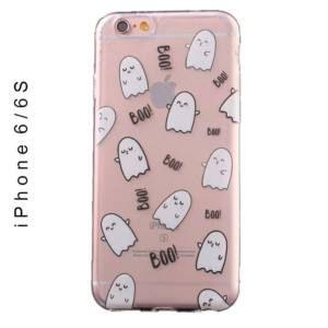 Boo Boo - iPhone 6/6S szilikon tok, szellem