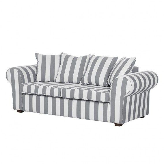 Jetzt bei Home24: 3-Sitzer Einzelsofa von Jack & Alice | Home24