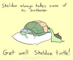 sheldon the tiny dinosaur | Tumblr
