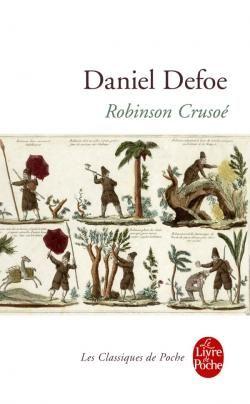 Après quelques premières expéditions, Robinson Crusoé, marin d'York, s'embarque pour la Guinée le 1er septembre 1659. Mais le bateau essuie une si forte tempête qu'il dérive pendant plusieurs jours et finalement fait naufrage au nord du Brésil. Seul survivant, Robinson parvient à gagner une île située au large de l'Orénoque où il va peu à peu s'assurer une subsistance convenable : il y restera près de vingt-huit ans, d'abord seul, puis accompagné d'un fidèle indigène qu'il baptise…