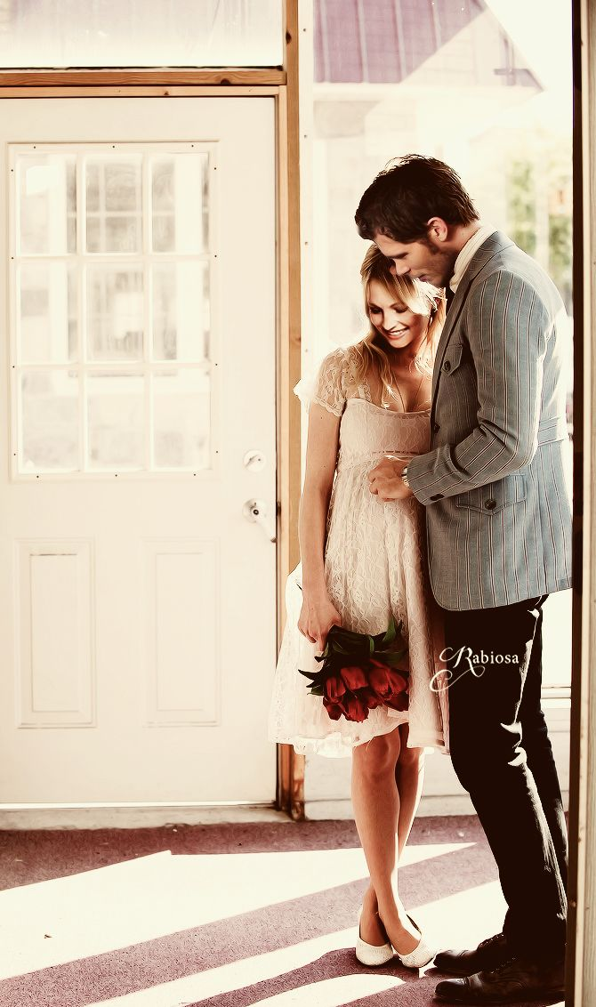 Klaus and Caroline-- OMGGG THE FEELS!!!!
